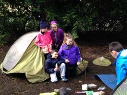 Camp craft!