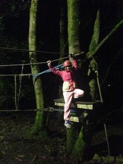 Aliyah hanging about!