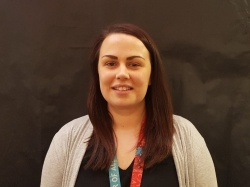 Miss McMenemy - Nursery Teacher